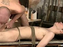 Free BoyNapped gay porn video