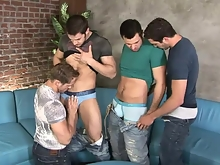Free RandyBlue gay porn video