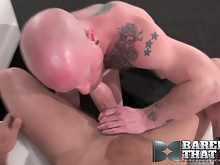 Free BarebackThatHole gay porn video